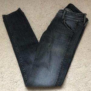 Hudson Medium Wash Skinny Jeans